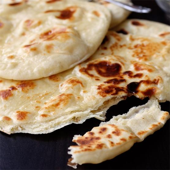 Easy No Yeast Naan