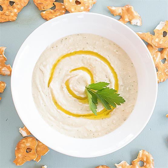 White Bean Dip (Italian Hummus)
