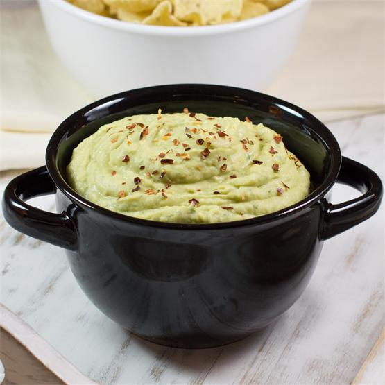 Cannellini Bean and Avocado Hummus