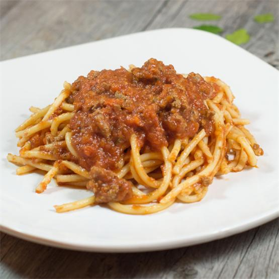 Hearty and Healthy Slow Cooker Turkey Meat Sauce