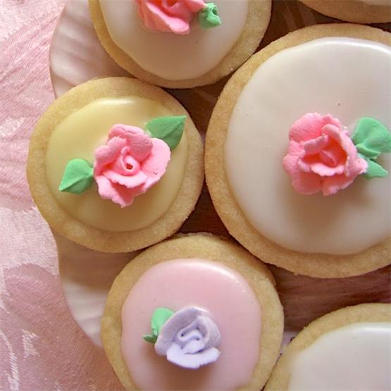 Pretty Pastel Easter Cookies
