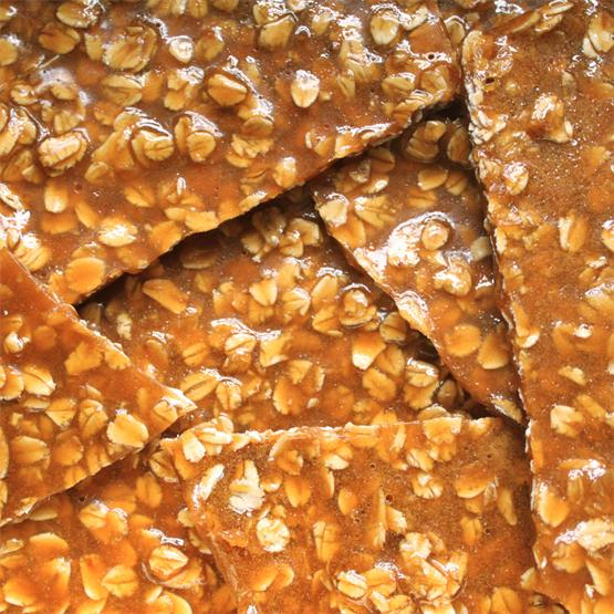 Oat Brittle: perfect for those with nut allergies