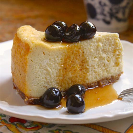 Richest & Creamiest New York Style Cheesecake Ever!