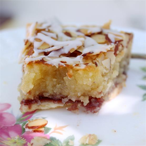 Mary Berry's Bakewell Tart is perfect with a cup of tea!
