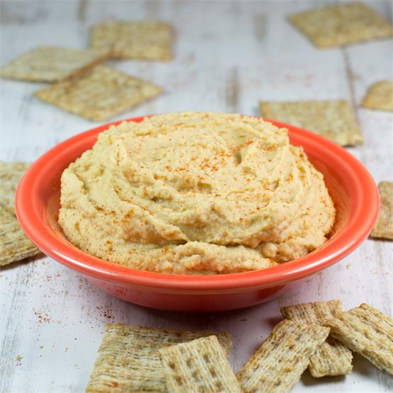 Basic Hummus Without Tahini Recipe
