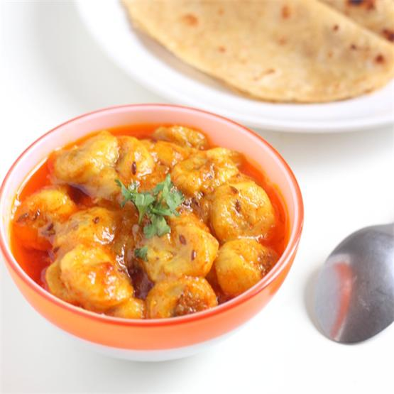 Banana Curry Recipe