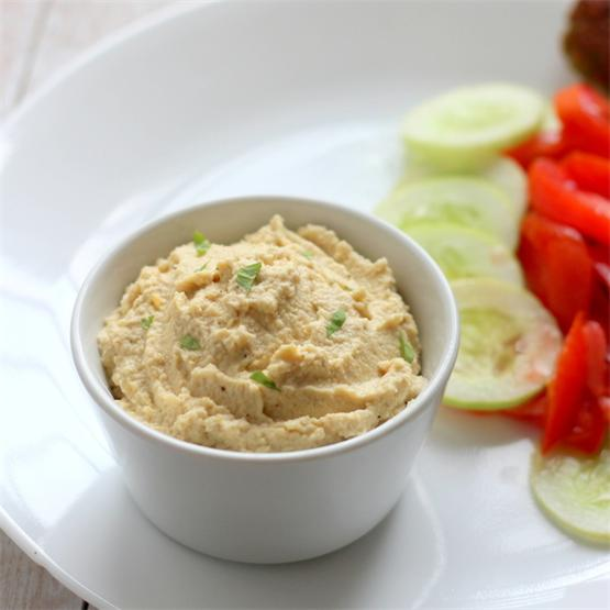 Hummus Dip without Tahini