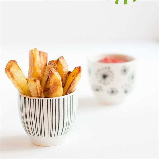 Easy Homemade Oven Chips