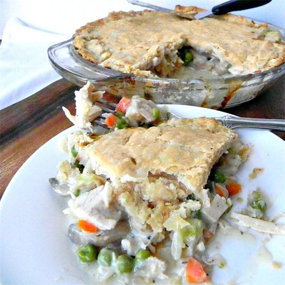 Chicken Pot Pie From Scratch