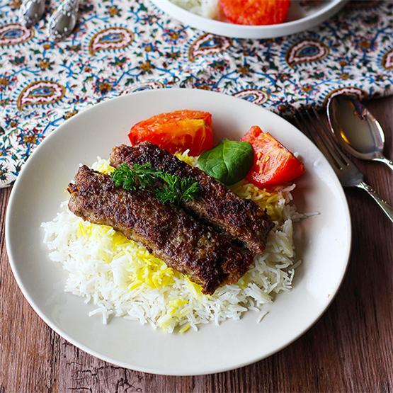 Kabab Tabei - Persian Pan Kebab