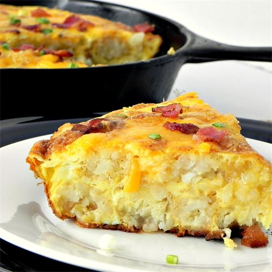 Frittata or Fri-Tot-Ta