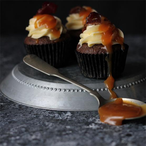 A Gentleman's Affair Cupcakes