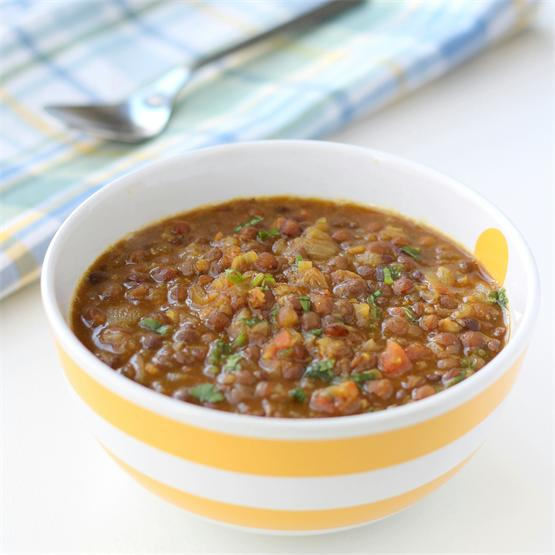 Sabut Masoor Dal Recipe