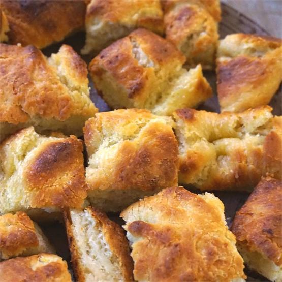 Italian Potato Focaccia Bread