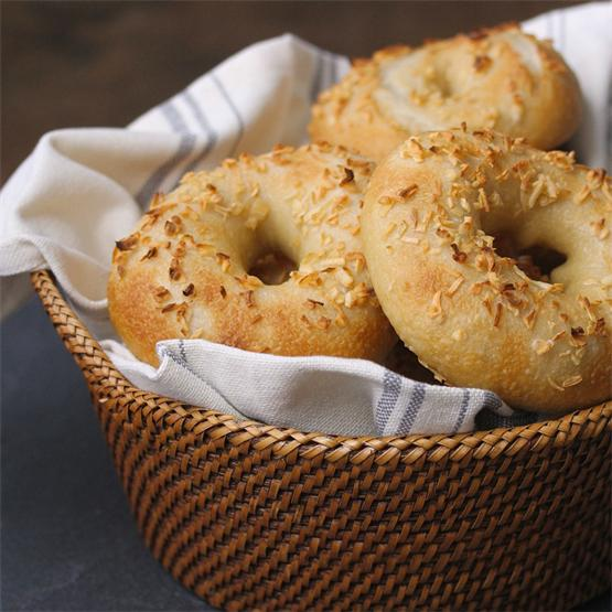 Onion Bagels