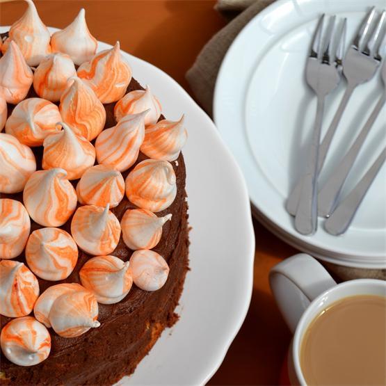 'Jaffa' Cake