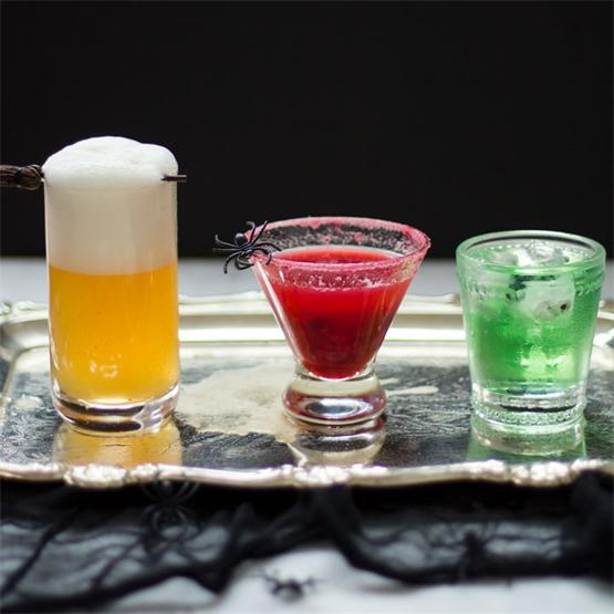 3 Creepy Cocktails for Halloween