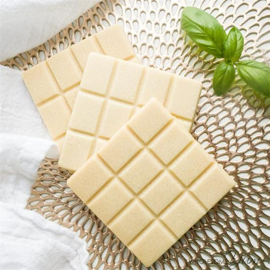 How To Make Sugar-Free White Chocolate (Low Carb, Gluten-Free)
