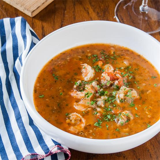 Easy Seafood Stew