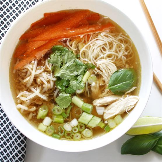 Vietnamese Pho Ga is perfect for the flavor-obsessed!