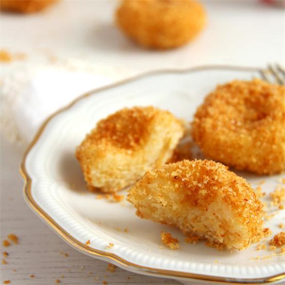 Romanian Cheese Dumplings
