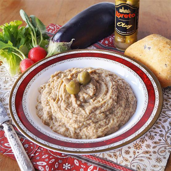 Healthy Baba Ghanoush