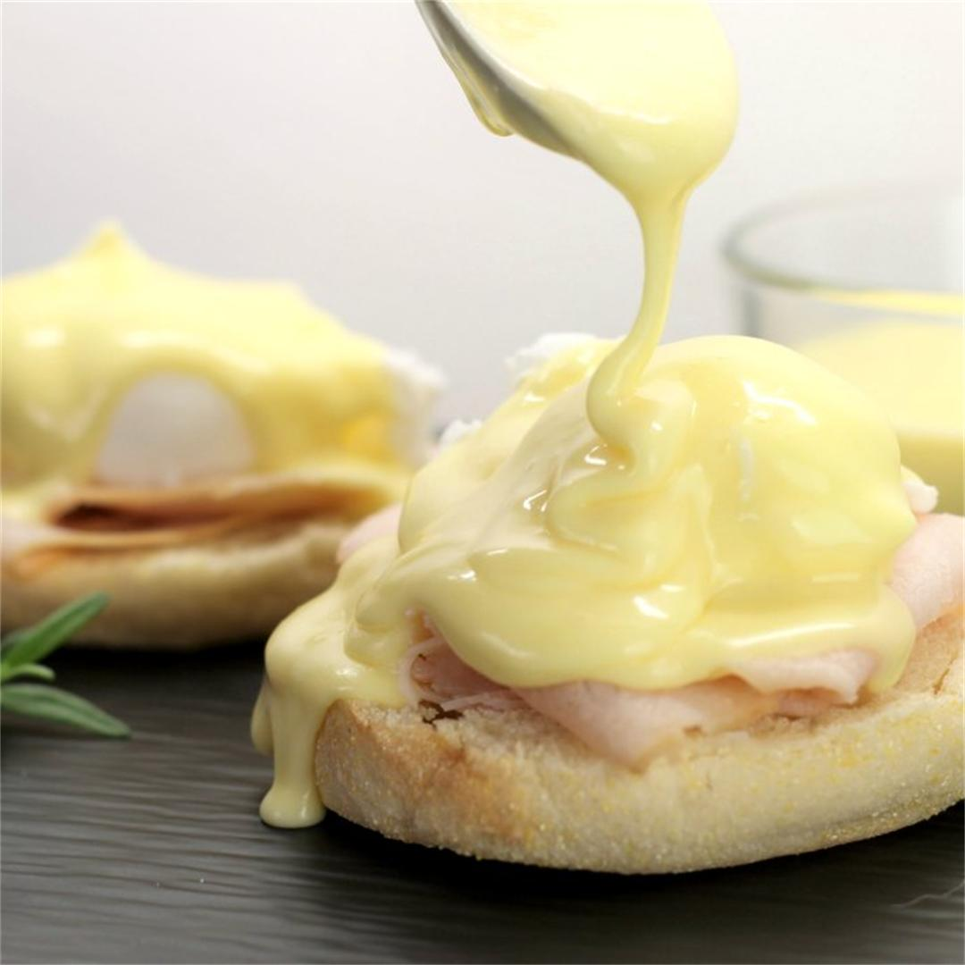 Making Hollandaise Sauce From Scratch