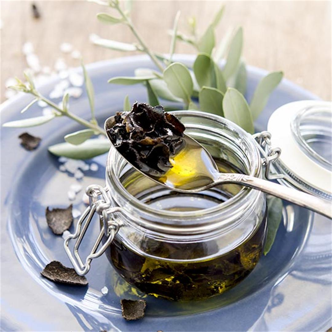How to make Truffle Oil