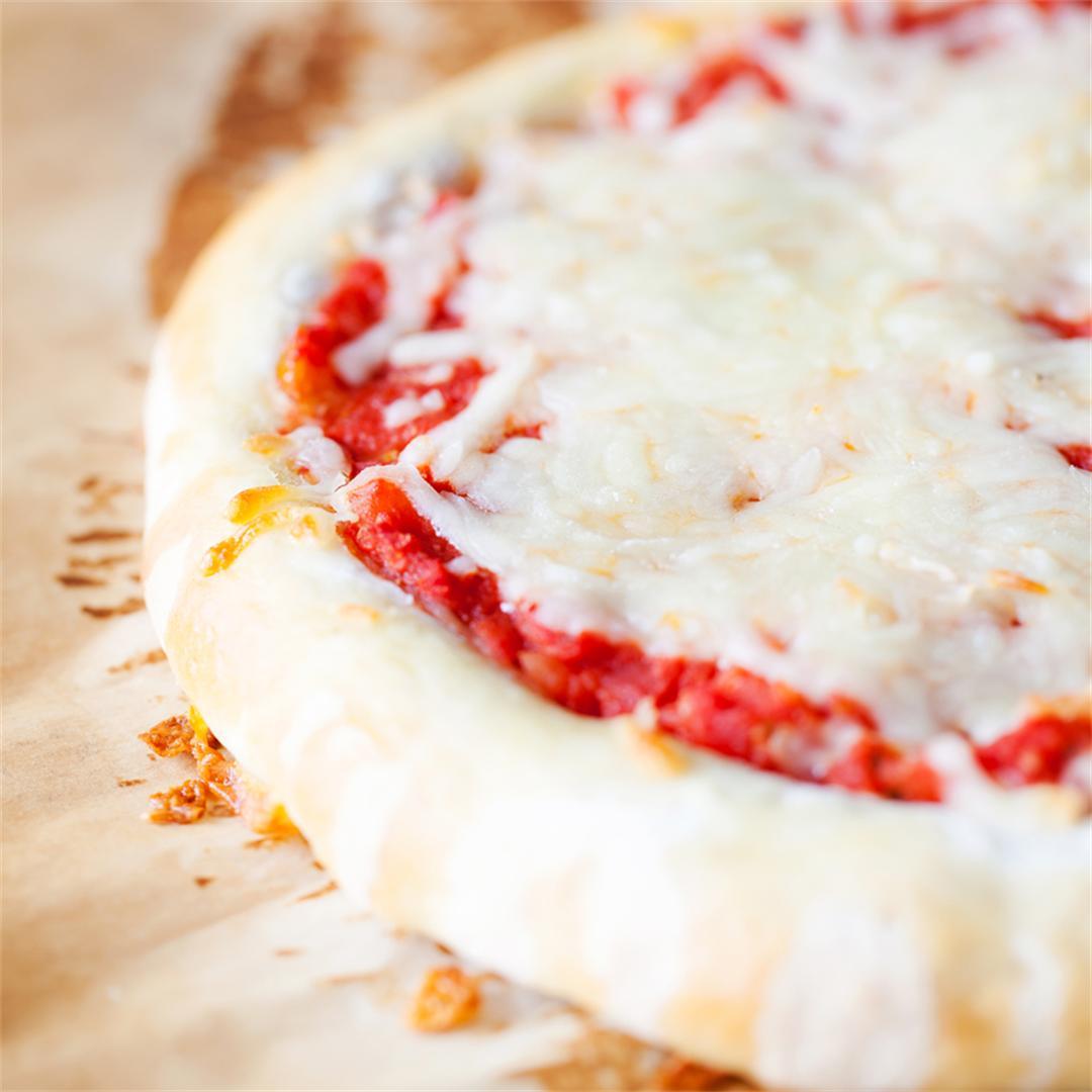 Classic Pizza Crust