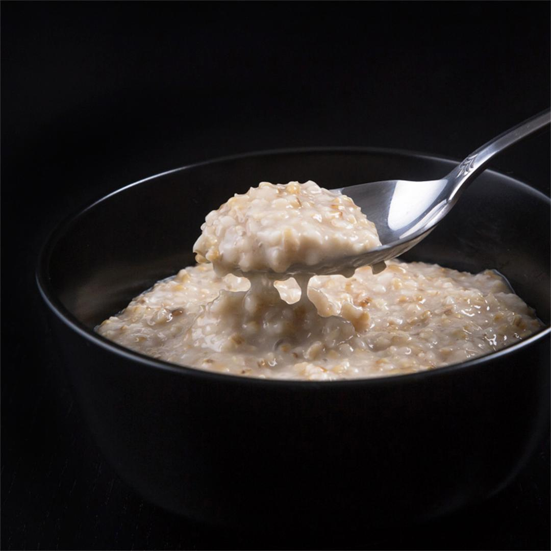 Instant Pot Steel Cut Oats