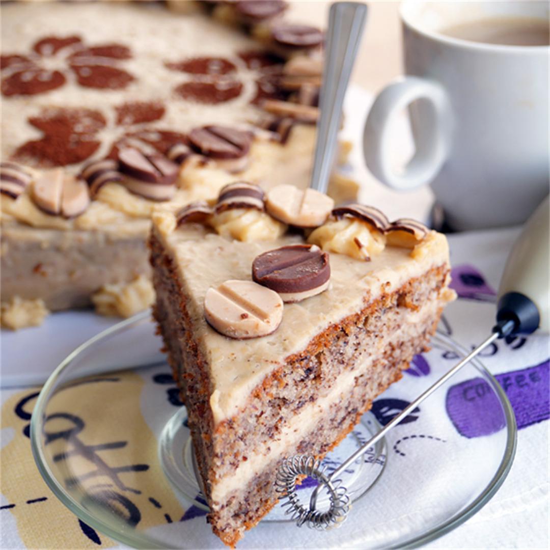 Café Latte : cake, coffee, ice lolly