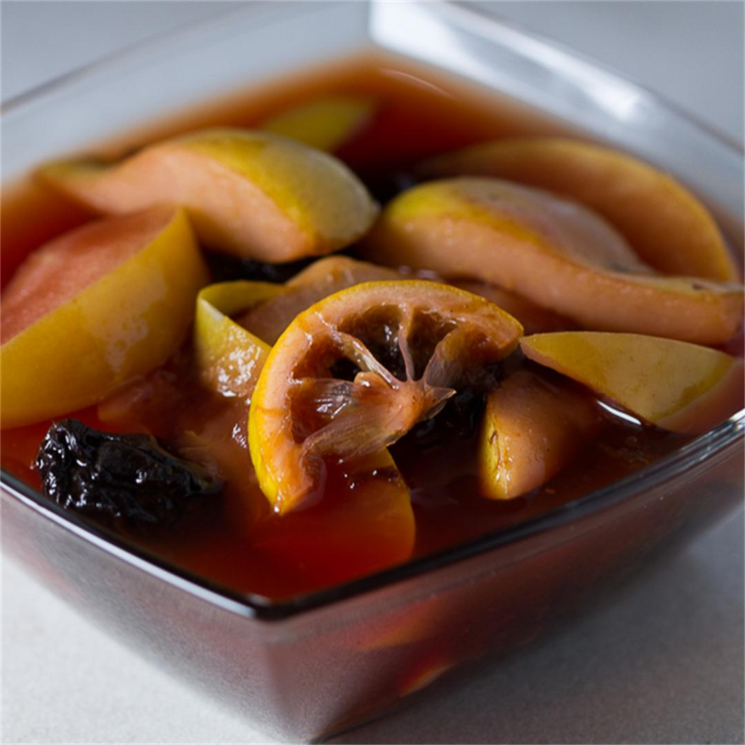Compote with Fruit