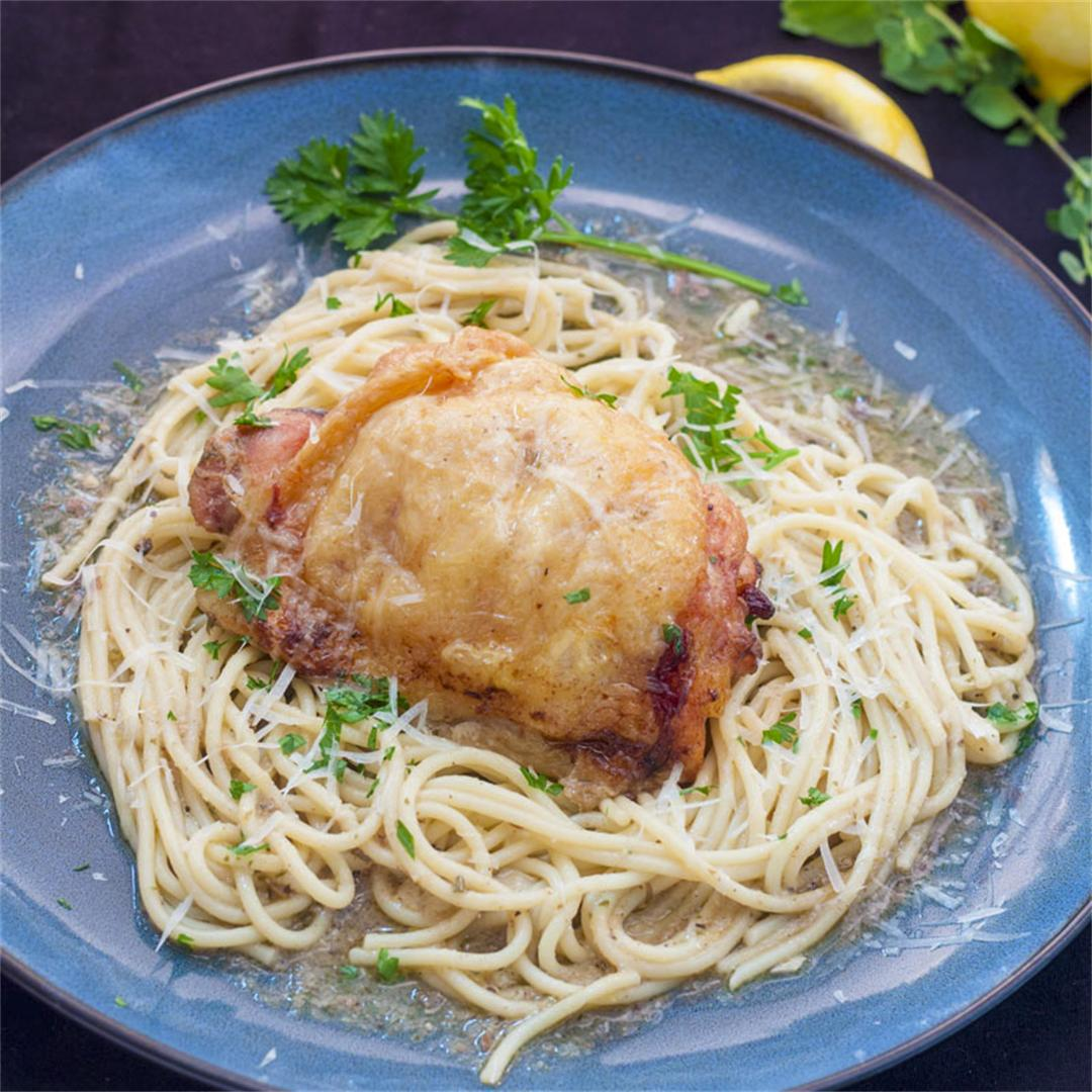 Eric's Lemon Chicken