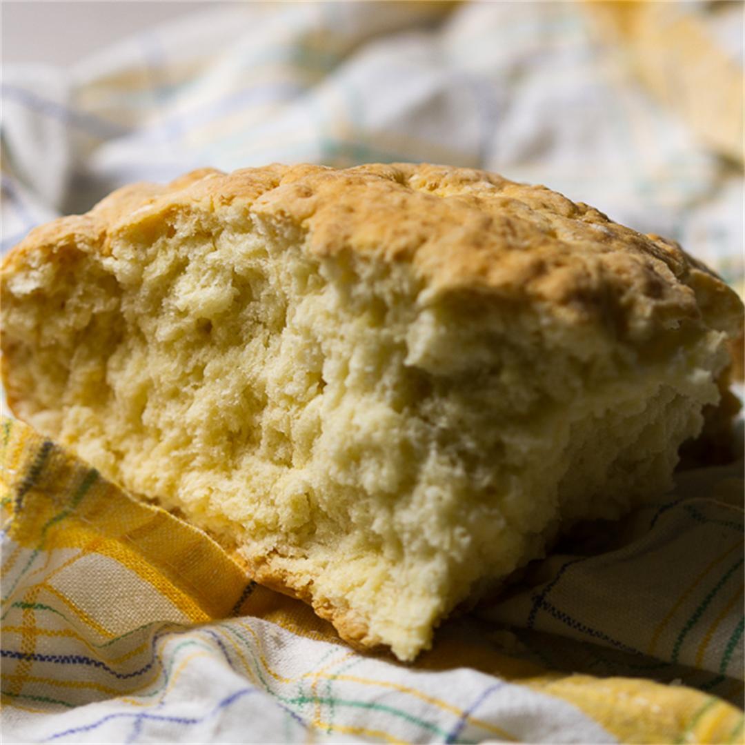 Pogacha: Traditional Balkan Bread