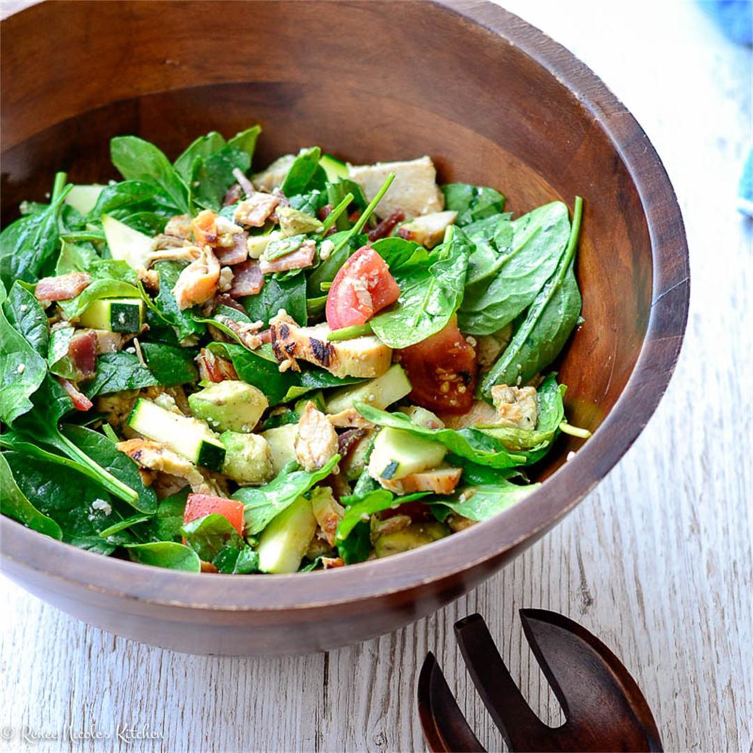 Carolina BBQ Chicken Salad