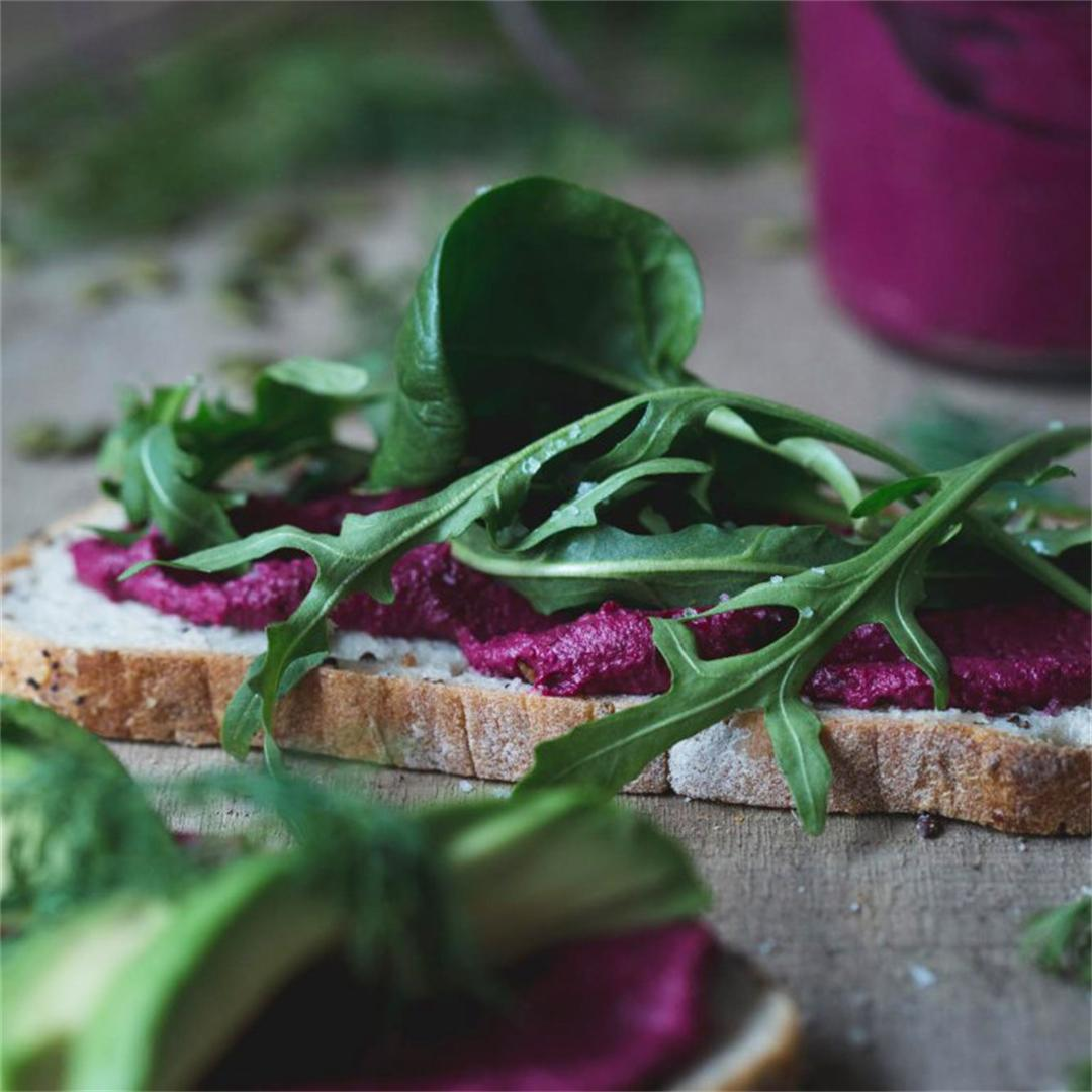 Accidentally Awesome Beetroot Butter