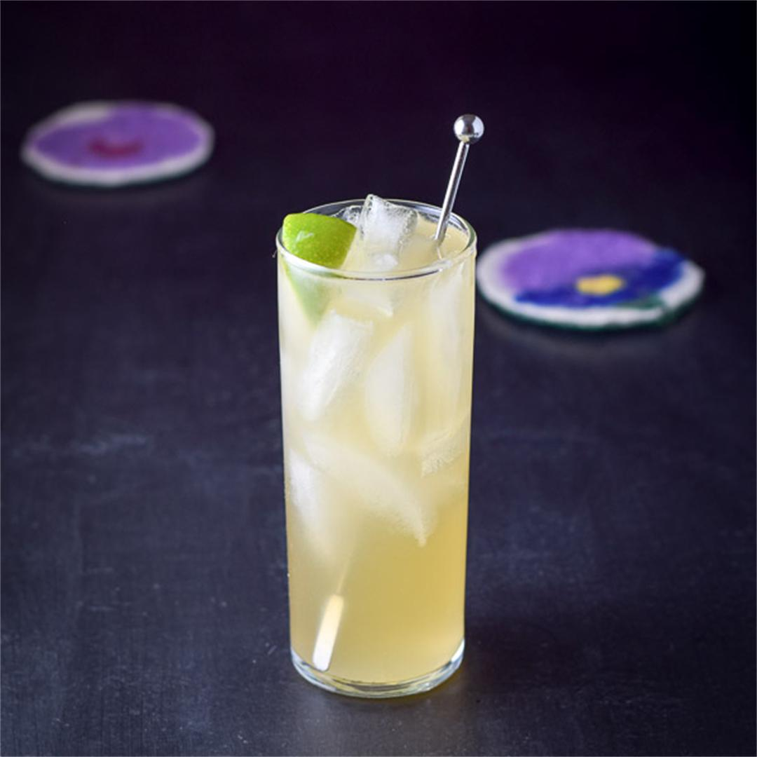 Classic Mamie Taylor Cocktail