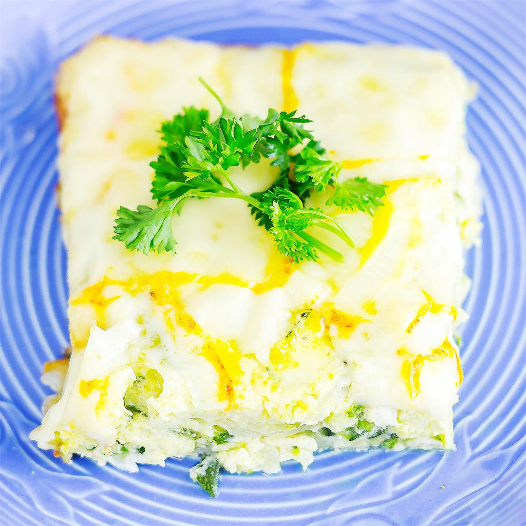Syrian Zucchini Bake