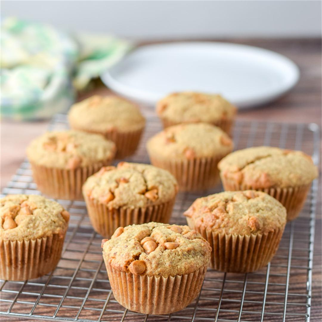 Chris Loves these Butter Rum Muffins