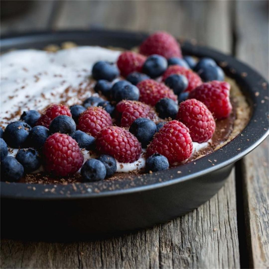 Soy-Free Vegan Silken Chocolate Pie
