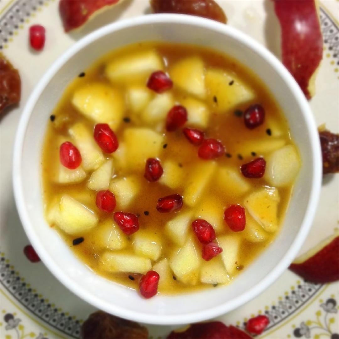 Bengali fruit chatni, magic of special fruit chutney