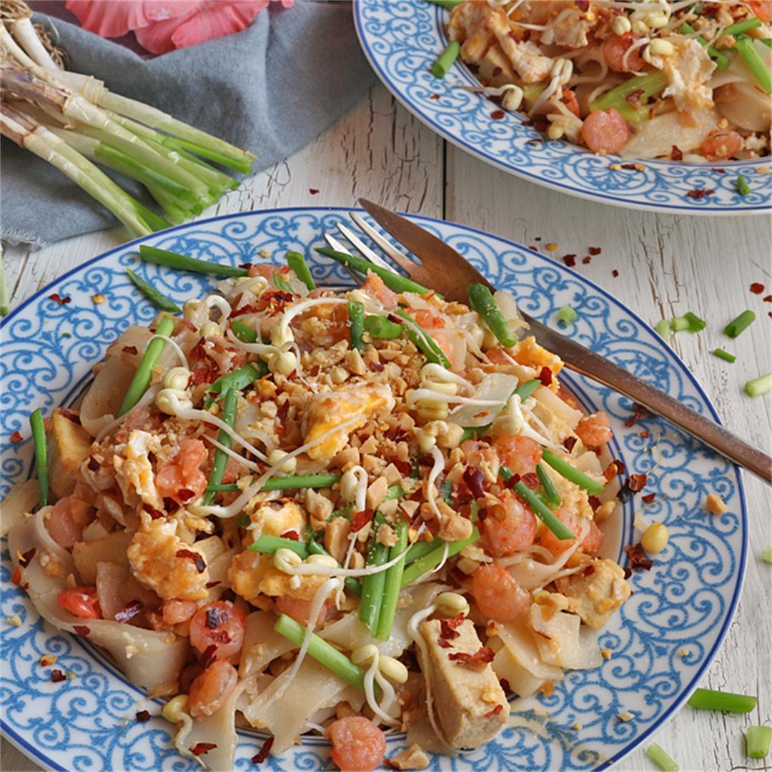 Pad Thai Easy Recipe