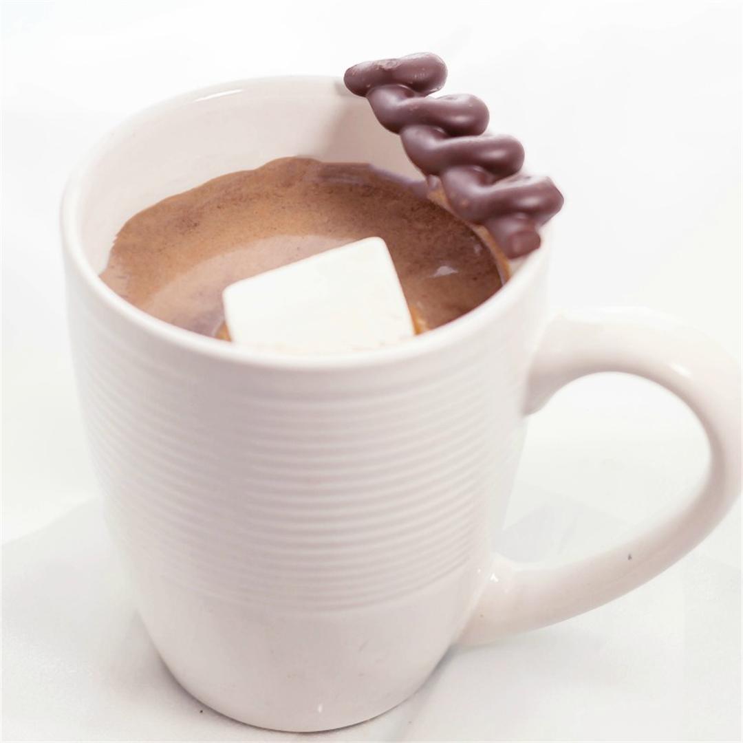 Single Serving Homemade Hot Chocolate
