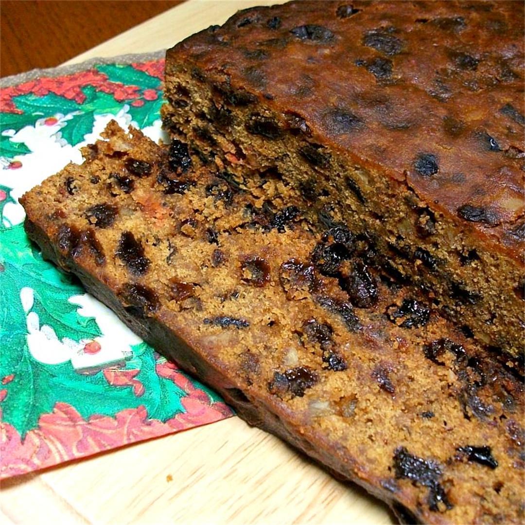 Easy Mix Christmas Cake