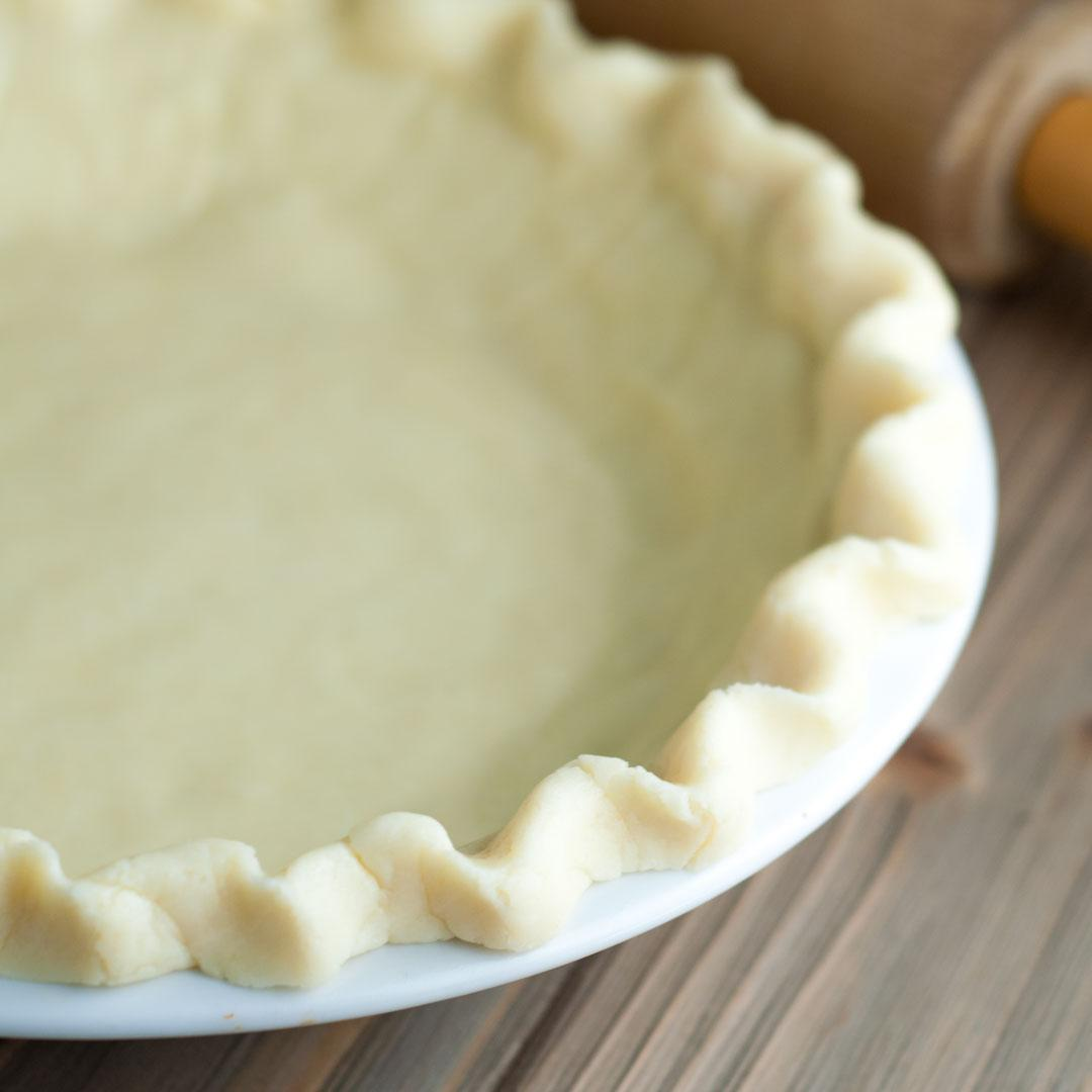 Best Ever Gluten Free Pie Crust