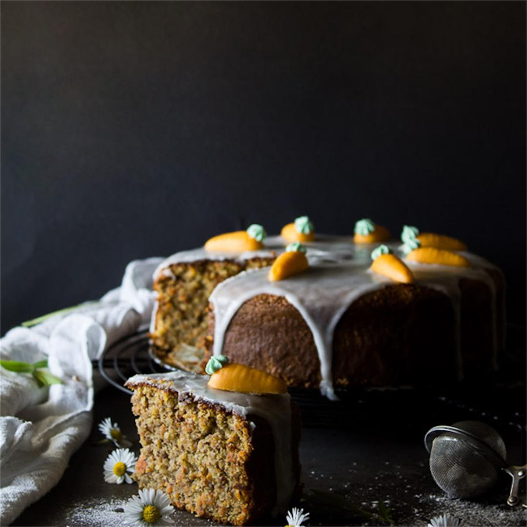 Carrot Cake- Swiss Version