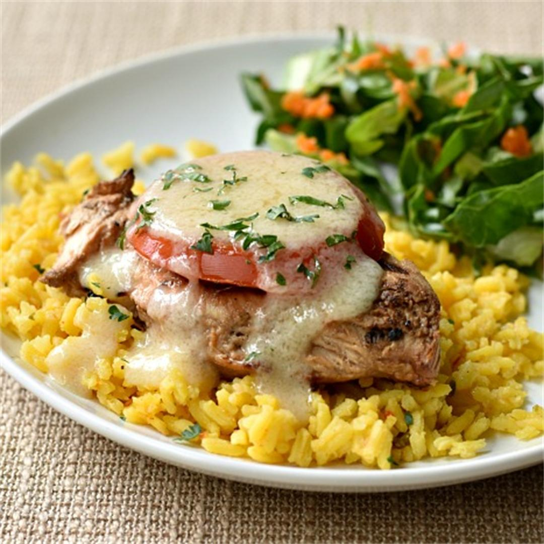 Ruby Tuesday Chicken Fresco (Copycat)
