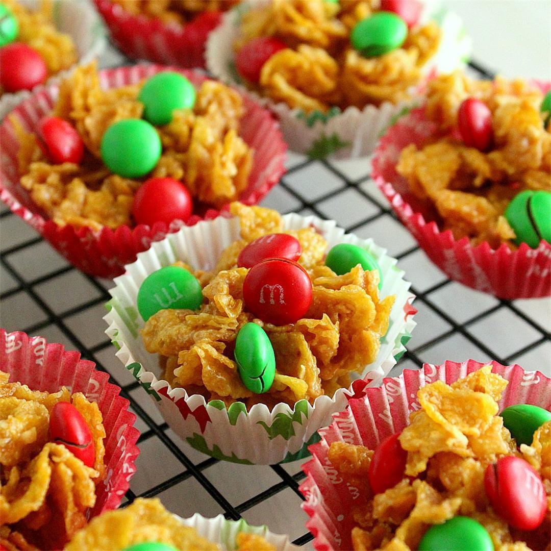 M&M Crunchy Nut Honey Joys