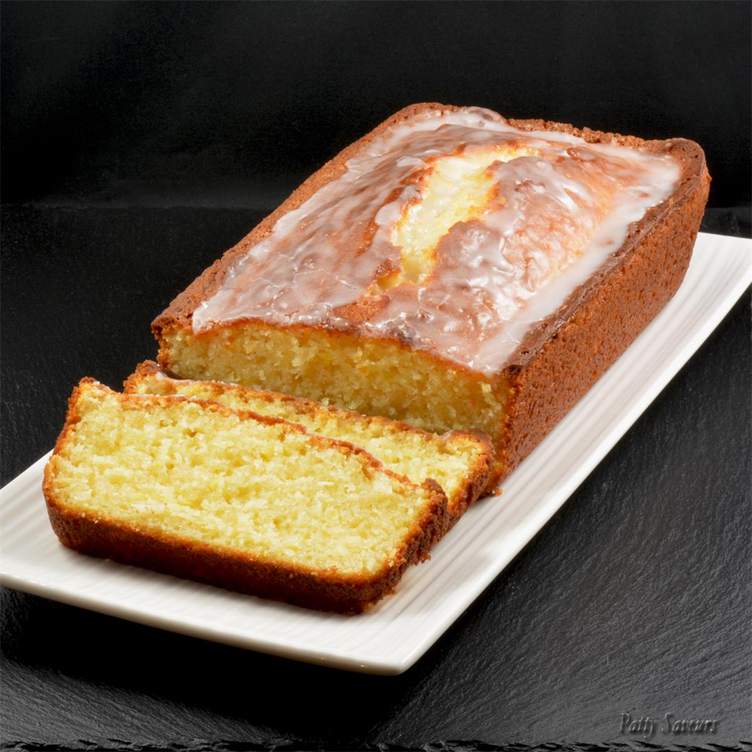 Easy Lemon Coconut Quick Bread