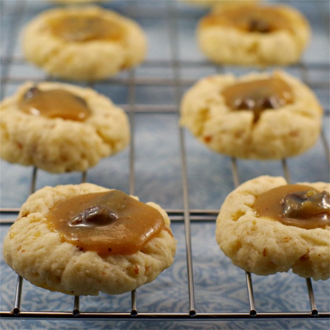 Butter Tart Cookies